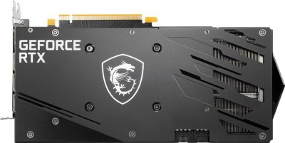 MSI PCI-Ex GeForce RTX 3060 Gaming 12G 12GB GDDR6 (192bit) (1777/15000) (HDMI, 3 x DisplayPort) (RTX 3060 GAMING 12G)