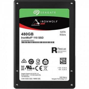 """Накопичувач SSD 2.5"""" 480GB Seagate (ZA480NM10011)"""