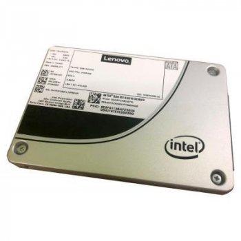 """Накопичувач SSD для сервера Lenovo 480GB SATA SSD 3.5""""/S4510 (4XB7A13626)"""