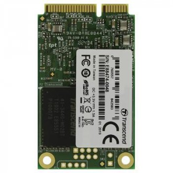 Накопитель SSD mSATA 128GB Transcend (TS128GMSA230S)