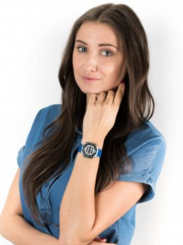 Жіночі годинники Casio LWS-1100H-2AVEF