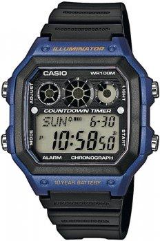 Чоловічі годинники Casio AE-1300WH-2AVEF