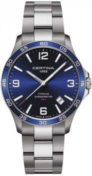 Мужские часы Certina C033.851.44.047.00