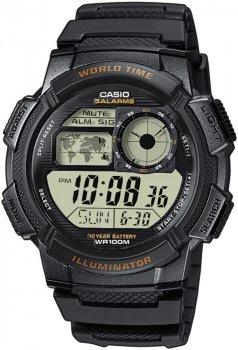 Чоловічі годинники Casio AE-1000W-1AVEF