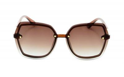 Солнцезащитные очки женские поляризационные SumWin 8321 Коричневые