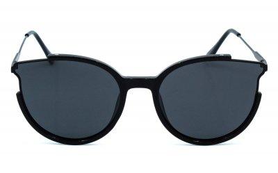Солнцезащитные очки женские поляризационные SumWin 201989-01 Черные