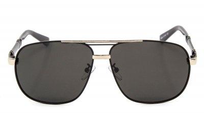 Солнцезащитные очки мужские поляризационные SumWin 0960-03 Черные