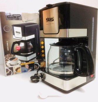 Капельная кофеварка для дома DSP Kafe Filter KA 3024