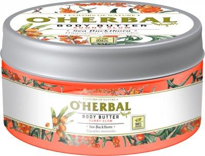 Масло для тела O'Herbal Vegan Солнечное сияние Облепиха 200 мл (5901845504874)
