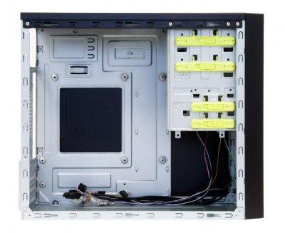 Корпус CHIEFTEC Mesh CT-01B,без БП,1xUSB3.0,mATX,черный (JN63CT-01B-OP)