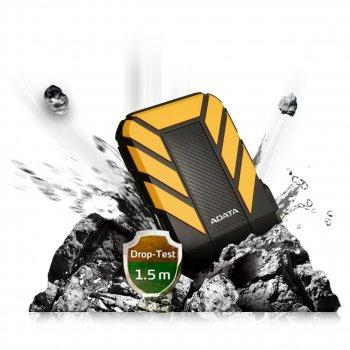 """Жесткий диск ADATA 2.5"""" USB 3.1 1TB HD710 Pro защита IP68 Black (JN63AHD710P-1TU31-CBK)"""