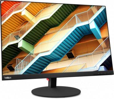 """ццццц Монитор LCD 25"""" Lenovo ThinkVision T25m-10, HDMI, DP, USB Type-C, IPS, Pivot, 1920x1080, 60Hz, 6ms (JN6361DCRAT1UA)"""