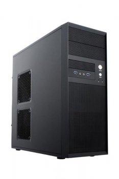 Корпус CHIEFTEC Mesh CQ-01B-U3,с БП CHIEFTEC iArena GPA-500S8 500Вт,2xUSB3.0,черный (JN63CQ-01B-U3-500S8)