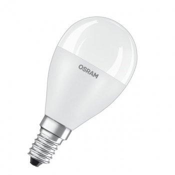Світлодіодна лампа OSRAM LED VALUE CL Р60 7W/830 230V FR E14 10X1 w.o. CE (4058075479418)