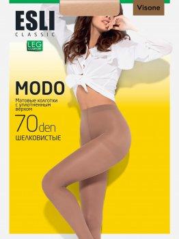 Колготки ESLI E Modo (new) 70 Den Visone