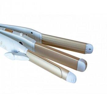 Плойка для волосся мультистайлер Pro Mozer MZ 7023 праску випрямляч стайлер для волосся