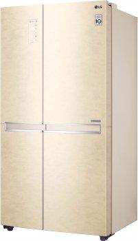 Side-by-side холодильник LG GC-B247SEDC