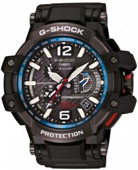 Чоловічі годинники Casio GPW-1000-1AER