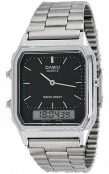 Чоловічий годинник Casio AQ-230A-1DUQ