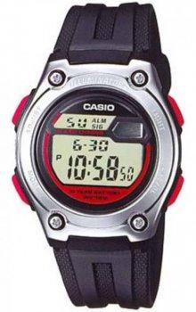Чоловічий годинник Casio W-211-1BVEF
