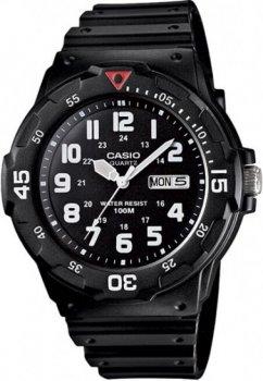 Чоловічі годинники Casio MRW-200H-1BVEF