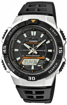 Чоловічий годинник Casio AQ-S800W-1EVEF