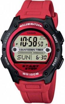 Чоловічий годинник Casio W-756-4AVEF