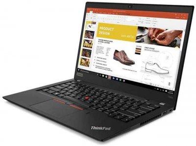 "Ноутбук 14"" Lenovo ThinkPad T490s (20NYS3DP00) BLACK - refurbished"