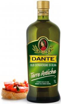 Оливкова олія Olio Dante Extra Virgin Terre Antiche 1 л (18033576191475_8033576191478_8033576194714)