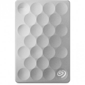 Seagate Backup Plus Ultra Slim 1 TB Platinum (STEH1000200)