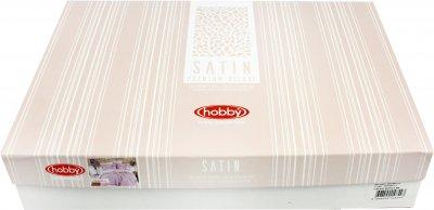 Комплект постільної білизни Hobby Exclusive Sateen Jimena 200х220 (8698499141193)