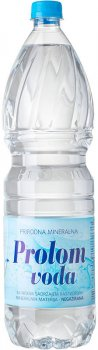Упаковка воды Prolom voda минеральной столовой1.5 л х 6 шт (8600169600022)