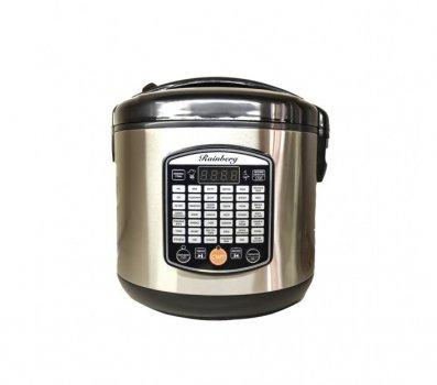 Мультиварка с йогуртницей Rainberg RB-6209 6 л 45 программ 1000 Вт (par_RB 6209)
