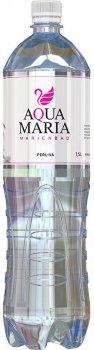 Упаковка воды Aqua Maria минеральной столовой газированной1.5 л х 6 шт (8594730100304)