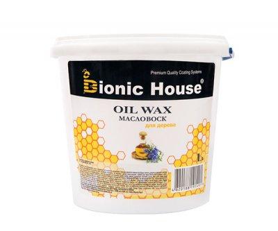 Масловіск для внутрішніх робіт Bionic House 1л