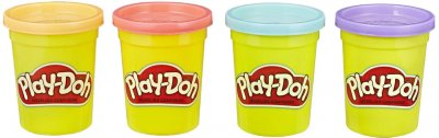 Набір для ліплення Play-Doh 4 баночки (B5517_E4869)