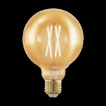 Світлодіодна лампа Eglo 11693 E27 LED G95 4W 1700K