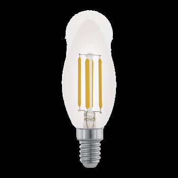 Світлодіодна лампа Eglo 11704 E14 LED C35 3.5 W 2700K