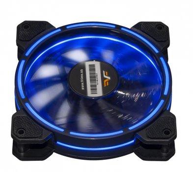 Вентилятор Frime Iris LED Fan Think Ring Blue (FLF-HB120TRB16)