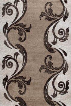 Ковер Rubin Carpet Albania 2x4 м Бежевый (1713-55493-6814)