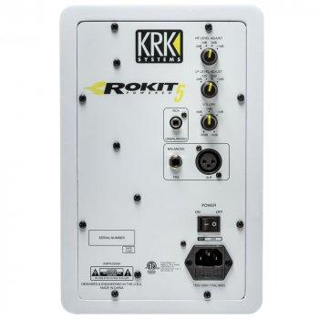 Студійний монітор KRK ROKIT 5 G3 WH