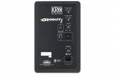 Студійний монітор KRK ROKIT 5 G3 Black