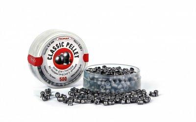 Свинцеві кулі Люман Classic pellet 0,65 500шт