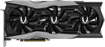 Zotac PCI-Ex GeForce RTX 2080 AMP Extreme Core 8GB GDDR6 (256bit) (1860/14400) (USB Type-C, HDMI, 3 x DisplayPort) (ZT-T20800C-10P)