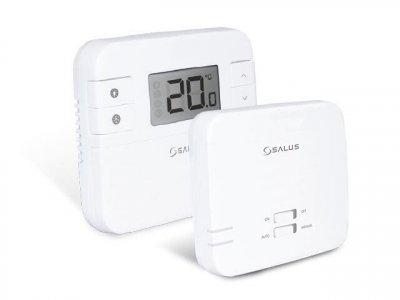Добовий термостат SALUS RT310RF, безпровідний (615202629)