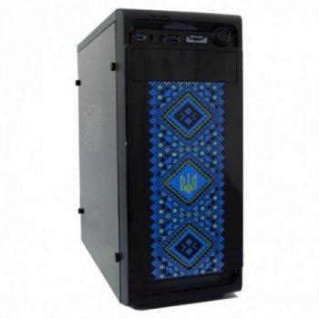 Корпус FRONTIER PATRIOT ATX/MicroATX Black 500W