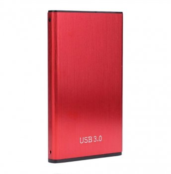"""Високошвидкісний зовнішній жорсткий диск HDD 2.5"""" 1TB USB 3.0"""