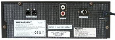 Микросистема Blaupunkt MS30BT Edition black