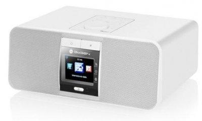 Радіоприймач GOGEN IR167BTW Білий