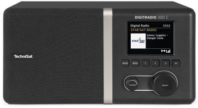 Радиоприемник TECHNISAT DigitRadio 300 C Antracyt